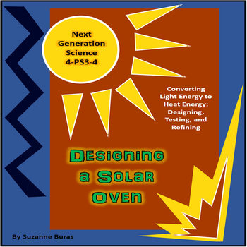 Designing a Solar Oven: Next Generation Science 4-PS3-4