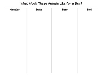Designing and Building an Animal Bed