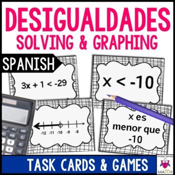 Desigualdades Algebraicas (Español) Algebraic Inequalities (Spanish)