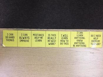 Desk Banner -Editable