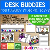 Desk Buddies! {Tools, Resources, and Desk Decor At Your Student's Fingertips}