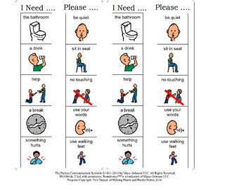 Desk Communication Sheets