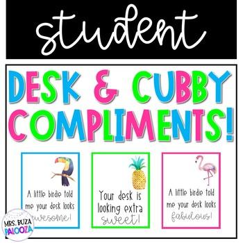 Desk Compliments