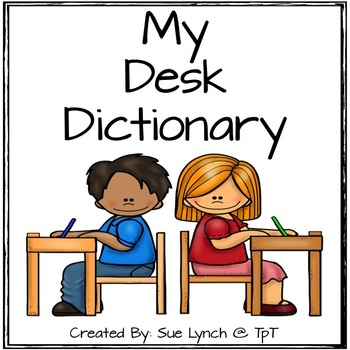 Desk Dictionary~Kids Personal Spelling Dictionary can use