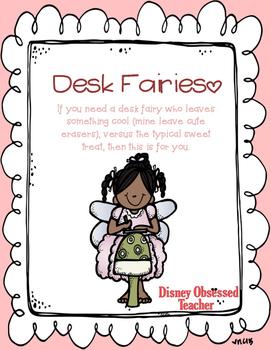 Desk Fairy