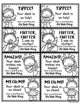 Desk Fairy: A Teacher's Best Friend