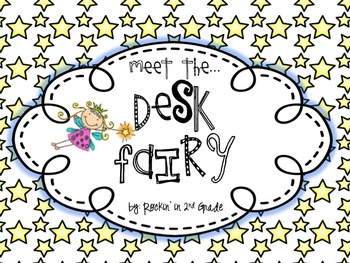 Desk Fairy- An Excellent Way to Keep Kids Organized