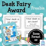 Desk Fairy Awards