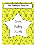 Desk Fairy Cards, Classroom Management