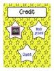 Desk Fairy Cards, Classroom Management