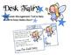 Desk Fairy- Classroom Management and Organization