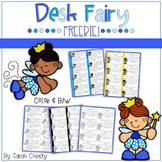 Desk Fairy FREEBIE