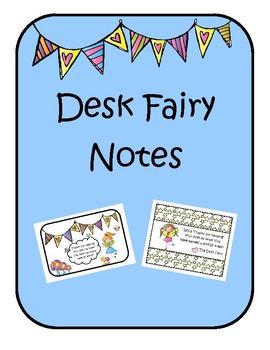 Desk Fairy Notes