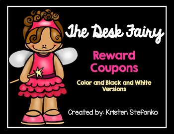 Desk Fairy Reward Coupons