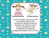 Desk Fairy Sign and Coupons