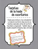 Desk Fairy Cards (Spanish)