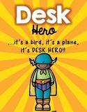 Desk Fairy (Superhero Edition)