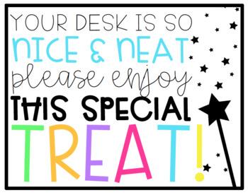 Desk Fairy {Tags}