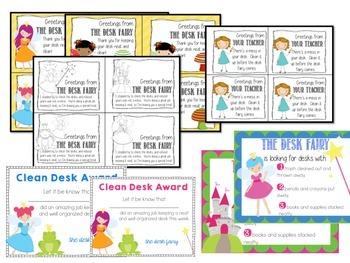 Desk Fairy Tool Kit