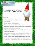 Desk Gnome