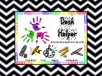 Desk Helper Club 22 and 60 words Canadian money