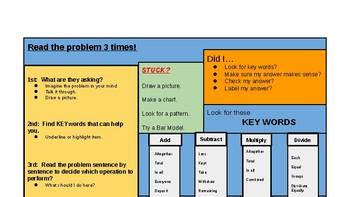 Desk Helper  (Problem Solving Strategies)