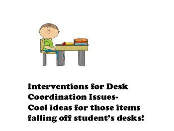 Desk Interventions