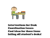 Desk Interventions