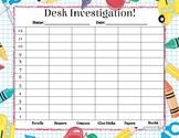 Desk Investigation Graph