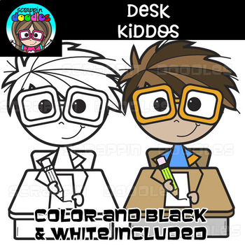 Desk Kiddos