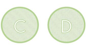 Desk Labels | EDITABLE