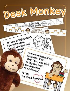 Desk Monkey