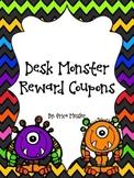 Desk Monster Reward Coupons