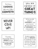 Desk Motivation Notes Part 2