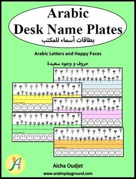 Desk Name – Happy Face