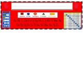 Desk Name Labels - Red Faction