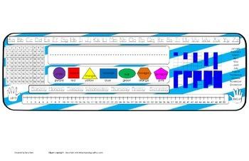 Desk Name Plates