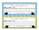 Desk Name Plates - Bright Polka Dot Theme