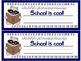 Desk Name Plates Camping Theme Any Grade D'Nealian