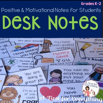 Motivational Notes for Students