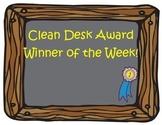Desk Organization Tools