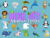 Desk Pet - Free Goodies