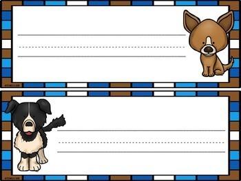 Dog Name Tags