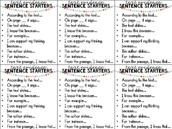 Desk Reminders for Effective Writing!