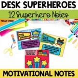 Desk Superheroes