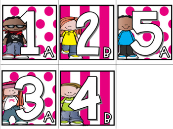 Desk Tags for Cooperative Learning