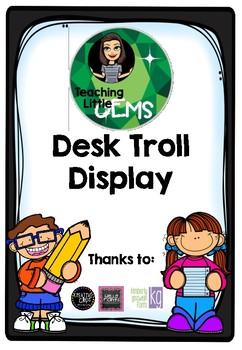 Desk Troll Display