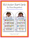 Anchor Chart Cards - ELA (Letters, Sounds, Sight Words, Many More)
