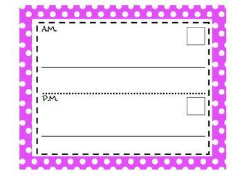 Deskplates for double / departmentalized classes