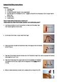 Desktop Catapult Building Instructions